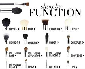 "Hai gengs.. di IG story aku bahas brush untuk pemula..setelah jumat lalu aku bahas tentang eye brushes, sekarang aku bahas tentang face brushes...semua udah masuk di highlight ""MAKEUP BRUSHES"".kindly check ya gengs.. tengkiuu ❤..pict source : Pinterest #clozetteid #makeupbrush #brushmakeup"