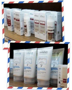 Ini adalah beberapa produk OTC @erha.dermatology yang tersedia di Watsons.Lengkap banget, mulai dari AcneAct Series untuk perawatan kulit berjerawat, TruWhite Series untuk perawatan mencerahkan kulit, Rejuvenage Series untuk anti-aging, Sensitive Series untuk perawatan kulit sensitive, dan Erhair Series untuk perawatan rambut.Produk Erha yang aku dapatkan adalah Rejuvenage Series (untuk antiaging) yang nantinya akan aku review di blog.Tungguin yah.❤Terus.. kamu bisa cek detail lainnya tentang ERHA di www.erha.co.id.#ERHAATWATSONS #ERHASKINANDHAIRSERIES#CARINGCURINGCLOSERTOYOU#WATSONSID#LOOKGOODFEELGREAT #clozetteid
