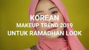 Siapa yang suka #koreanmakeup di sini..😆Aku bikin tutorial korean makeup trend 2019 buat Ramadhan look temen-temen..Kaya apa sih trend makeup korea tahun 2019 yang menurut aku cocok untuk Ramadhan? Detailnya ada di youtube channel aku 🤣 (Youtube: Hai Ariani) ini link nya https://youtu.be/AtI75Sm9Xto atau kamu bisa klik di bio aku ❤song: Close to Me (BEAUZE Remix)#clozetteid #makeupkorea #koreanmakeuptutorial #tutorialmakeup #tutorialmakeupkorea #softmakeup #makeupseharihari #ramadhan2019 #avionexinivindy