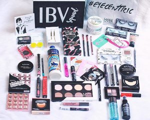 Thank you so much @indobeautygram for a well spent 3D2N a few days ago! 🙆🏻I can't thank you enough for these generous goodies 🙏🏻_Thank you @nyxcosmetics_indonesia for making this happen!Thank you @makeupuccino @reinedoll @gendawa_ @yourlashes_ for supporting this event! ♥️_In case you're worried, of course I vlog the event. It'll be up soon on my YT channel! ♥️_#ibv2nyxcosmeticsindonesia #ibv2ndanniversary #indobeautygram #indobeautyvlogger #clozetteid