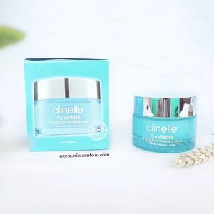 🍃Have been tried this sleeping mask for the past few days! So far, it hydrates and moisturize my skin Want to know more about this @clinelleid Hydra Calm Sleeping Mask? Head over to my blog www.niiasantoso.com--@clozetteid #clozetteid #clinellexclozetteidreview #clozetteidreview #protectandreviveyourskin #dayandnight #withclinelle #clinelleindonesia