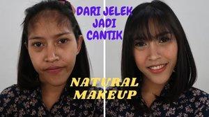 Halo halo..... Hayo udah pada nonton blm videonya.  Cus yuk nonton.  Link nya udah ada di bio.  Atau kunjungi youtube.com/itsmedevonn...#youtubevideos #makeupvideo #makeuplook #naturalmakeup #video #love #clozetteid