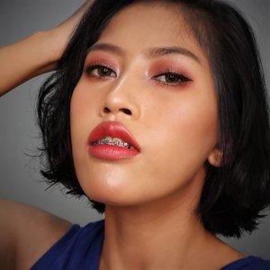 Makeup #clozetteid #makeup #makeuplook #instapic #love #beautygram #beautyblogger #jakartabeautyblogger #tampilcantik #makeupindonesia #indonesianbeautyblogger #instagram