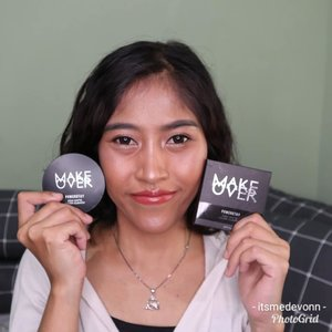 Hallo semua, new blog post is up, setelah beberapa tahun di kacangin😅 Buat kalian yang lagi nyari cushion lokal ciamik, sok atuh mampir ke blog aku ya... www.devontoffanny.blogspot.com/2019/07/makke-over-powerstay-demi-matte-cover.html  Untuk videonya soon ya . . . #cushion #cushionlokal #makeovercushion #demimattecushion #itsmedevonreview #reviewcushion #reviewproduct #indonesianfemalebloggers #clozetteid #beautyblogger #blog #makeover #makeovercosmetics