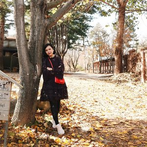 Universe is something amazing that people that have nothing to do with each other are put into the same place at the same time and are made to meet and recognize each other...#SRSexplores #SOUTHKOREA #NamiIsland #autumninseoul #fashion #style #ootdmagazine #blogger #clozetteid