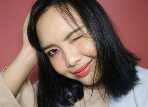 Rosé inspired eyelook makeup 💞✨ Lipstiknya cuma pake liptint + tinted lip balm sajo #srsbeauty