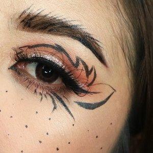✨ You can do anything with your eyeliner ✨ . . Mizzu Eyeliner from @kutekmurah @kutekmurah  @kutekmurah 💖 . . #eotd #fdbeauty  #clozetteid  #makeupartistworldwide #maybelline  #anastasiabrows #ivgbeauty #makeupclips  #nyxcosmetics #lookamillion #makeuplover #wakeupandmakeup #dressyourface #indobeautygram #makeupaddict #makeupgeek #amazingmakeupart #anastasiabeverlyhills #esqaddicted #belajarmakeup  #tutorialmakeup #makeupvideo #beautyguruindonesia #makeuptips  #suvabeauty #beautygram #beautyvlog #hypnaughtymakeup #instamakeup #nyxcosmeticsid