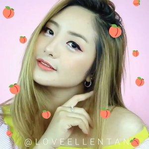 Peachy Korean Makeup ❤💕..  #fdbeauty #clozetteid #universalhairandmakeup #uhmvideo #ivgbeauty #makeupclips #fiercesociety #tampilcantik #wakeupandmakeup #makeuptips #indobeautygram #makeupaddict #amazingmakeupart #beautyandhairdiaries #undiscovered_muas #indovidgram #makeupvideo #lagirlindonesia #discover_muas #beautyguruindonesia #beautygram #beautybloggerindonesia #muablora #toofaced #discovervideos #nyxcosmeticsid #maccosmetics #glammakeup #makeupforeverid