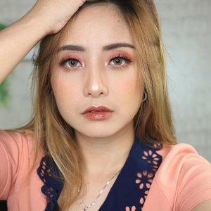 Kangen rambut pirangku 😂.#koreanmakeup . #fdbeauty #clozetteid  #ivgbeauty #makeupclip #makeuptips #indobeautygram #koreanstyle #koreanblusher #cchannelfellas #indovidgram #makeupvideo #beautyguruindonesia #beautygram #beautybloggerindonesia #muablora  #koreanmakeup #nyxcosmeticsid  #creamblush  #indobeautysquad #jakartabeautyblogger