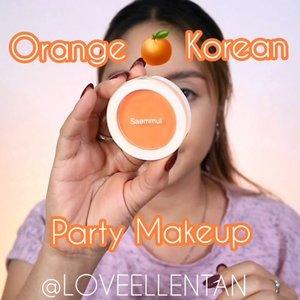 Mau ke oesta tapi pengennya makeup ala ala korea?? Bisaa.. simple kog 😊 . @thesaemid Saemul Blush @maybelline Eyeliner @xpert_official glitter @inga_official  20https://hicharis.net/ellentan/qSN  #CHARIS #inga #lipstick #CHARISSTORE #charisAPP @hicharis_official @charis_celeb . .  #fdbeauty #clozetteid #universalhairandmakeup #uhmvideo #ivgbeauty #makeupclips #fiercesociety #tampilcantik #wakeupandmakeup #makeuptips #indobeautygram #makeupaddict #amazingmakeupart #maybelline #undiscovered_muas #indovidgram #makeupvideo #lagirlindonesia #discover_muas #beautyguruindonesia #beautygram #beautybloggerindonesia #muablora #discovervideos #nyxcosmeticsid