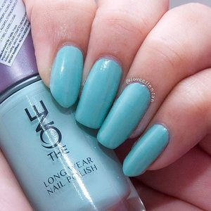 Oriflame The One Nail Polish - Mint Zest 💅💞 #nailartwow #nails2inspire  #nailswag  #nailartdesign  #nailpolish  #nailartlove  #nailartdiary  #nailartcult  #oriflameindonesia #nailartist  #nailartjunkie  #kuteksjunkies  #nailartheaven  #nailart #nails #clozetteid  #nailartdivas  #nailartaddicts  #nailartohlala  #nailartoohlala  #notd  #nailoftheday  #nailartholic  #ilovenailart  #nailartclub #nailpolishaddict #naturalnails #oriflame #nailpolish