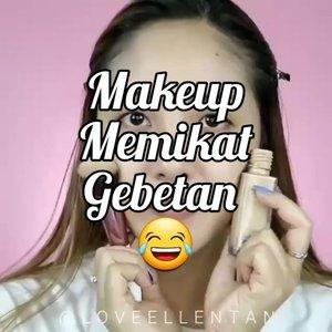 Kemaren ada yg tanya makeup cari jodoh gimana ??? Ni nih... *just for fun ❤ jangan dbawa seriuss yahh.... @maybelline Fit Me foundation@lagirlcosmetics Pro HD concealer@colourpopcosmetics Perception palette@w.lab Highlighter@focallurebeauty glitter eyeliner ...#fdbeauty #clozetteid #universalhairandmakeup #uhmvideo #ivgbeauty #makeupclips #fiercesociety #tampilcantik #wakeupandmakeup #makeuptips #indobeautygram #makeupaddict #amazingmakeupart #maybelline #undiscovered_muas #indovidgram #makeupvideo #lagirlindonesia #discover_muas #beautyguruindonesia #beautygram #beautybloggerindonesia #muablora #eotd #discovervideos #nyxcosmeticsid #maccosmetics #glammakeup #focallure
