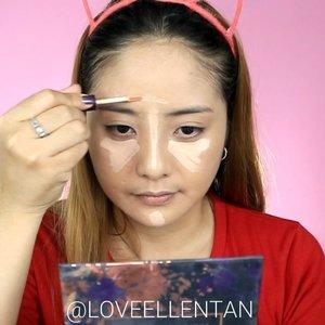Sunset makeup tutorial 💕...  #fdbeauty  #clozetteid  #ivgbeauty #makeupclips  #tampilcantik #wakeupandmakeup #makeuptips #indobeautygram #makeupaddict  #undiscovered_muas #indovidgram #makeupvideo #lagirlindonesia #bvloggerid #beautyguruindonesia #beautygram #charis #beautybloggerindonesia #muablora #charisceleb #nyxcosmeticsid  #makeoverid #ragamkecantikan #koreanmakeup #valentinemakeup #kbbvfeatured
