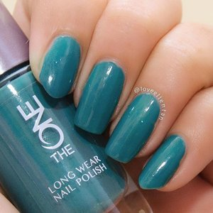 Oriflame The One Nail Polish - Lush Ivy 💅💞 #nailartwow #nails2inspire  #nailswag  #nailartdesign  #nailpolish  #nailartlove  #nailartdiary  #nailartcult  #oriflameindonesia #nailartist  #nailartjunkie  #kuteksjunkies  #nailartheaven  #nailart #nails #clozetteid  #nailartdivas  #nailartaddicts  #nailartohlala  #nailartoohlala  #notd  #nailoftheday  #nailartholic  #ilovenailart  #nailartclub #nailpolishaddict #naturalnails #oriflame #nailpolish