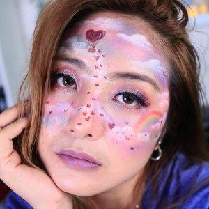Spread LOVE ❤..inspired by @katieelizabethbutt 😘#fdbeauty #clozetteid #universalhairandmakeup #uhmvideo #ivgbeauty #makeupclips #fiercesociety #tampilcantik #wakeupandmakeup #makeuptips #indobeautygram #makeupaddict #amazingmakeupart #maybelline #undiscovered_muas #indovidgram #makeupvideo #lagirlindonesia #discover_muas #beautyguruindonesia #beautygram #beautybloggerindonesia #muablora #eotd #discovervideos #nyxcosmeticsid #maccosmetics #glammakeup #indobeautysquad #jakartabeautyblogger