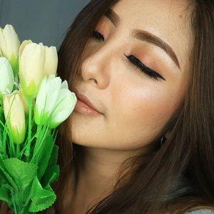Close your eyes and relax...... . . . Flower from @lovelle.florist . .  #eotd #fdbeauty  #clozetteid  #makeupartistworldwide #maybelline  #anastasiabrows #ivgbeauty #makeupclips  #nyxcosmetics #lookamillion #makeuplover #wakeupandmakeup #dressyourface #indobeautygram #makeupaddict #makeupgeek #amazingmakeupart #anastasiabeverlyhills #undiscovered_muas #belajarmakeup  #tutorialmakeup #makeupvideo #bhcosmetics #makeuptips  #suvabeauty #beautygram #beautyvlog #hypnaughtymakeup #instamakeup