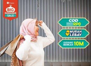 📢 GIVEAWAY ALERT 📢 - baca caption sampai habis ya!⠀⠀Ramadan tiba, Ramadan tiba!! Ga terasa kita udah memasuki bulan suci Ramadan, pasti udah pada nyicil keperluan Lebaran, kaan? Jangan lupa belanjanya di @shopee_id aja! Karena ada COD Gratis Ongkir RP0, Goyang Berkah 10M, dan promo Murah Lebay selama Big Ramadan Sale dari 7 April - 5 Mei 2021!! Kesempatan untuk check out produk-produk yang Murahnya LEBAAAYY, cek di LINK BIO aku yaaa! 🧡🧡 ⠀⠀Untuk menyambut Lebaran, Shopee bagi-bagi iPhone 12 & Samsung S20! caranya gampang banget: ⠀⠀1. Follow instagram @shopee_id dan @akunovitania⠀2. Like postingan ini⠀3. Comment sebanyak-banyaknya hadiah pilihan kamu dan sebutkan promo yang ada di Shopee! ⠀⠀Cuss buruan, ikutan giveawaynya & belanja sebanyak-banyaknyaaaa! 🤗⠀⠀⠀#ShopeeBigRamadanSale #ShopeeBigRamadanSaleID
