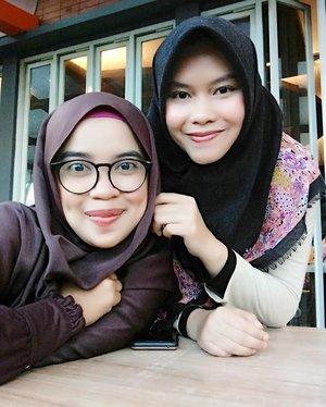 #besttime #bestfriend #bestmoments #muslimah #akhwattangguh #akhwat #likeforlike #senyuminaja #janganlupabahagia #keepcalm #clozetteid