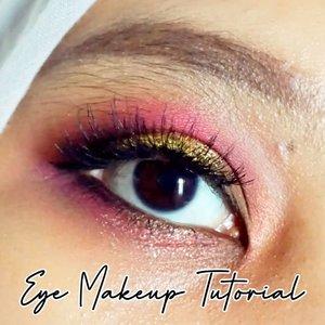 Video perdana untuk tutorial #EyeMakeupbyTami 👀 Masi kagok karena masi bingung nentuin angle yang pas untuk kamera dan akunya sendiri 😂 Banyak yg hampir keluar frame😆.Product I Used• @beautycreations.cosmetics Eyeshadow Palette 'Elsa'• Okalan 32 Color Palette Eyeshadow• @focallurebeauty Luxury Electric Glow Glitter• @blpbeauty Eyeliner• @pac_mt Intense Color Eyeshadow Pencil.#eyemakeup #eyemakeuptutorial #eyemakeupideas #eyemakeuplooks #tiktokchallenge #kbeauty #koreanmakeup #tutorialmakeup #tampilcantik #ivgbeauty #viralvideo #makeuptutorial #makeupideas #tipskecantikan #ragamkecantikan #ClozetteID