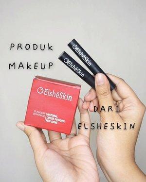 #MiniTutsbyTami menggunakan produk makeup lokal dari @elsheskin 💄.• Elsheskin Natural Loose Powder for Acne• Elsheskin Matte Lipstick .Untuk makeup, baru ada loose powder dan matte lipstick yang dikeluarkan Elsheskin. Semoga nantinya bakal ngeluarin produk makeup lainnya😋👌.Bagi kalian yang mau belanja produk Elsheskin, makeup maupun skincarenya, jangan lupa sertakan kode voucher SQUADTAMI supaya dapat diskon 10%. Happy shopping🛍.#Elsheskin #Elshesquad #ElsheskinLoosePowder #ElsheskinMatteLipstick #indonesianmakeup #MakeupLokal #makeupnatural #fungalacnesafe #fungalacne #KBeauty #ClozetteID