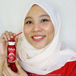 Minuman kecantikan dari Kalbe, @divabeautyid yang mengandung kolagen dan sumber vitamin E yang berguna untuk kesehatan kulit. Tidak mengandung pengawet, udah ada logo halal dan No.BPOM nya. Nah sebenarnya tubuh itu dapat memproduksi kolagen sendiri tapi seiring bertambahnya usia dan faktor lainnya, kemampuan produksinya jadi menurun. Salah satu cara meningkatkan produksi kolagen adalah dengan mengonsumsi kolagen itu sendiri. Dosis dari Diva Beauty Drink ini adalah 1000mg/botol.Bisa diminum 2 botol perhari tapi tidak disarankan untuk anak-anak. Memiliki rasa berry yang sedikit asam (tapi ga seasam yoghurt) dan diminum dingin lebih enak😍.Kalian bisa gunakan kode voucher 'DivaxTami01' yang bisa digunakan setiap pembelian Rp. 150.000 dan akan mendapatkan diskon sebesar 30%. Hanya berlaku untuk pembelian secara online di Kalbe Store ya💕.@clozetteid #GlowLikeDiva #DivaBeautyDrink #DivaBeautyxClozetteIdReview #ClozetteID #ClozetteIdReview
