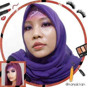 #MakeupLookbyTami.Recreated Our Fav Influencer Makeup Collab with @beautygoers 👩🎨 Yak, disini aku recreate salah salah look dari @abbyrobertsartistry. Mon maap, ga usah dibanding2in. Skillnya jauh, kerenan dia wkwk 😂👌.Boleh lah di swipe dulu untuk liat makeup look dari beauty enthusiast lainnya~♡.#BeautygoersID #BeautygoersCollabortion #BeautygoersCollabJanuary #clozetteid