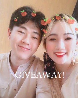 """[GIVEAWAY TIME!🦄]Hello guys!We want to know about your opinions1. Dandy look2. French look3. Jeans lookThe rules is simple!1, follow dan like foto ku. 2,pilih foto yang teman""""  mau pakai sebagai couple ootd.3, tulis nomor di bagian komen dan jangan lupa tag 3teman kalian ya guys dan tulis komen """"liat couple Korea ini, couple ootd mereka sangat memotivasi gue"""" and hashtag #sohancouple 4, saya akan memilih 1 pemenang dan akan mendapatkan hadiah 2 Revlon Cushion Lip tintGiveaway will close 17 July 2019And will announce Winner by my Instastory 18 July 2019!Thank you for participate and share your favorite couple ootd❤️🦄#sohancouple #sohancouplegiveaway"""