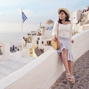 Happy Greek National Day! 🇬🇷 Oxi~ ✨ // 📷 : @tashamutiara . . . . . @heavenlyblushyogurt #heavenlyblushgreeksecret #greeksecretadventure #greece #visitgreece #clozetteid #amazing @lookbookindonesia @styled.ootd #charisceleb #bloggermafia #clozetteid #styleblogger #ootd #lookbookindonesia #ootdasian #styleootd #stylenanda #styleicon #lookbooks #whatiwore #tampilcantik #styleasia @sonyforher #sonyforher #sonya6000 #greecepix #ootdindo #fashionngreece #sonyalphaclubs #fashioninspiration #bloggermafia #fashionngreece #sonyalphaclub #stylenanda #styledootd #gogirlid