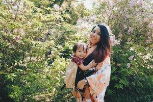 mother & daughter kimono time at Arashiyama Park  #clozetteid #japan
