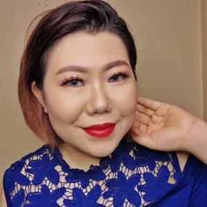 Happy Sunday!!The last shade dari lip cream yang reviewnya mau dirilis besok.#ClozetteID #asianmakeup #asiangirls #batambeautyblogger #liamelqhamotd