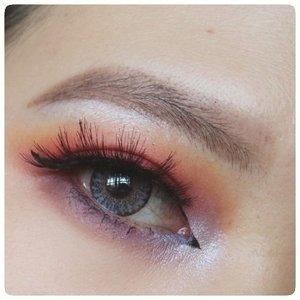 More #LIAEOTD .  #EOTD dulu bisa cek di #makeupbyliamelqha . Kali ajah penasaran. 🌸 Deets: -Eyeshadow: @otwoocosmetics @crownbrush -Highlight: @inezcosmetics -Eyebrow amd mascara: @pixycosmetics -Eyeliner: @otwoocosmetics -Lashes: @bulumata_love + unbranded 🌸 #JourneyAboutMakeup #liamelqhadotcom  #Beautiequad #ClozetteID #KBBVmember #KBBVfeatured #bloggerperempuan #sociollabloggernetwork #SBN #KEB #setterspace #makeupenthusiast #makeupjunkie #wakeupandmakeup @wakeupandmakeup #bunnyneedsmakeup @bunnyneedsmakeup #monolidmakeup