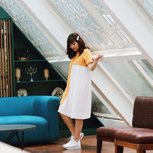It feels like Monday today, is it just me or do you feel the same? 🤔 Wearing dress from @liviaclothingline 🌟 #jssicaoutfit . . . . . . . #clozetteid #ootd #ootdindo #lookbook #lookbookindonesia #lifestyleblogger #fashion #blogger #fashionblogger #wiwt #potd #vscocam #eosm10 #lovelife #instagood #streetstyle #potd #eosmdiaries #ggrep #ggrepstyle #cgstreetstyle #streetfashion #setterspace