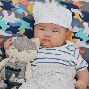 Anak mama paling gemesss 👶🏻#clozetteid #baby #babyboy #love