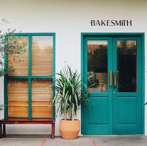 Bakesmith [Cafe]Ruko the Plaza blok 8, PIK____Love their Iced Choco Seasalt and also the ambiance here ✨....#clozetteid #coffeshopjakarta