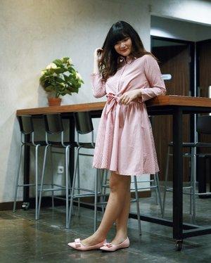 From yesterday Fashion Friday with @mataharimallcom, wearing latest collection from @mavismassilca 💕  Thank you for having me! #MauGayaItuGampang #MatahariMall . . . . . . #clozetteid #ootd #ootdindo #lookbook #trypomelo #lookbookindonesia #lifestyleblogger #fashion #blogger #fashionblogger #wiwt #potd #vscocam #eosm10 #lovelife #instagood #streetstyle #potd #eosmdiaries #ggrep #ggrepstyle #cgstreetstyle #streetfashion