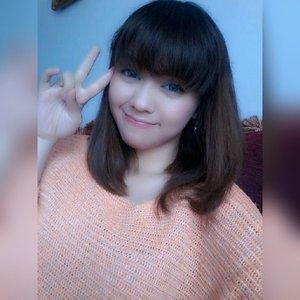 I just love this short hair, it looks fresh 😄#clozetteid #clozettegirl #hairstyle #wednesday #selfie #motd #ootd