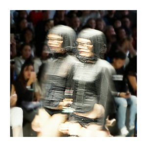 Blurry.  Patrick Owen at Plaza Indonesia Fashion Week😍  #MakeupwithSelly #clozetteid #PIFW2017