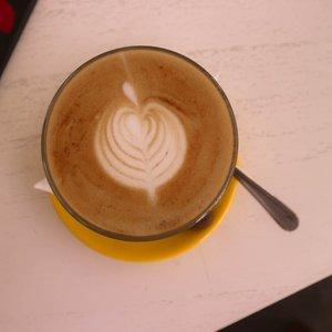 Friday yet I still need coffee.⠀⠀⠀⠀⠀⠀⠀⠀⠀#ngopibarengvirly⠀⠀⠀⠀⠀⠀⠀⠀⠀⠀⠀⠀⠀⠀⠀⠀⠀⠀#clozetteid #coffeeaddict #latteart #ngopidisemarang