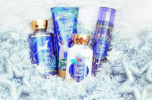 What a #PerfectChristmas gift from @bathandbodyworks_id @bathandbodyworks 💜🌸💜🌸💜 Counting down to the #PerfectChristmas with the #BBWPerfectGiveawayID 24 days of festive prizes to be win!! @bathandbodyworks_id will be awarding one fan with a grand prize IDR 3,500,000 gift voucher 🤗 how to enter? Just follow @bathandbodyworks_id and participate in the #BBWPerfectGiveawayID for a chance to win 💕🌼