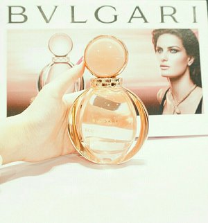 BVLGARI Goldea Rose #ClozetteID