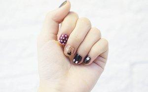 Mickey Mouse 👀 // thank you 💅 @orlymiin 💗 _ #clozetteid #clozetteambassador #nailart #disney #zalonku #orlymiin #mickeymouse #indonesiabeautyblogger #beautybloggerindonesia