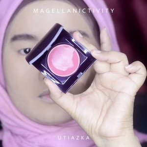 Blushing blushingg☺☺..Using @jafracosmetics Long Wear Créme Blush shade Cashmere Mauve😍 got it from @yanita_skincare 🌹..#clozetteid #bunnyneedsmakeup #SociollaBloggerNetwork #beautychannelid #setterspace #kbbvbyacb #beautiesquad #colourpopme #RoséandSlay #beautyjournal #magellanictivity #makeupbyutiazka  #makeuptutorial #makeupcommunity #CantikCantik #CCV