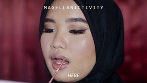 Yang belum kenal @lookecosmetics, Looké Cosmetics ini merupakan brand lokal yang baru meluncurkan produk perdananya, #HolyLipSeries pada 2017 lalu. Brand ini sudah bersertifikat Halal MUI, dan sudah terdaftar di PETA sebagai produk yang cruelty-free dan vegan�. Ya gimana gue gak langsung cinta?� Holy Lip Series ini terdiri atas Holy Lip Polish (lip gloss) dan Holy Lip Créme (lip cream)..#HolyLipPolish:• Luna (soft-pink glitter gloss) - represents the Goddess of the Moon..#HolyLipCreme:• Thalia (dusty pink) - represents the Goddess of Festivity.• Hebe (nude coral) - represents the Goddess of Youth.• Gaia (peach brownie) - represents the Goddess of the Earth.• Irene (pink-mauve) - represents the Goddess of Peace..Thanks to @clozetteid yang sudah ngasih aku kesempatan untuk mencoba #HolyLipSeries ini💋..Full review dan swatch-nya bisa cek #magellanictivity, yaa. Link di bio💖..#clozetteid #makeup #HolyLipSeries #CelebratingTheNewYou  #LookeWetMakeupLook #ClozetteIDXLooke #ClozetteiIDReview #kbbvbyacb #utiswatches #beautychannelid #bloggerperempuan #beautybloggerid #beautiesquad #SociollaBloggetNetwork #sociolla #beautyjournal #socoid #bunnyneedsmakeup #lookecosmetics #indovidgram #indobeautygram #ivgbeauty #lipswatches #lipswatcherid #lipswatcher