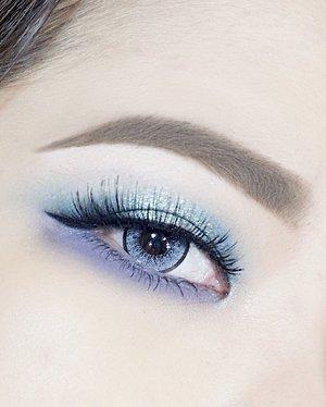 The eye of the sea 🌊 Deetz:@colourpopcosmetics Dream St Palette@makeoverid Hyperblack eyeliner@bhcosmetics 88 Original Palette@maybelline Cat Eye Mascara......#makeuplook #dreamer #instamakeup #beauty #makeupjunkie #motd #eotd #unicornmakeup #unicornhair #clozetteid #bunnyneedsmakeup @indobeautygram @indobeautysquad @indobeautyblogger #wakeupandmakeup #makeuptutorial #fakeupfix #muasfeaturing #beautyandhairdiaries #muabdg #maryhadalittleglam #fakeuproom #bunnyneedsmakeup #indobeautysquad #videodandan #tutorialmakeupcantik #brian_champagne #videomakeup #thepowerofmakeup #bebeautymood #tampilcantik #maybellineid