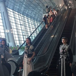 #terminal3fashionshow #beautybloggerindonesia #fashion #clozetteid #fashionshow #fashionshowindonesia #indonesia