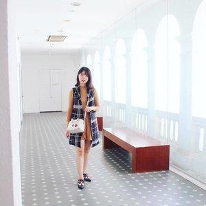 Time to strolling around the musem🚶🏻♀️🚶🏻♀️ . . . . . #clozetteid #clozettemobileapp #clozetteambassador #clozetteco @clozetteid @clozetteco #singapore #instasg #indonesia #sgfashion #singaporefashion #singaporeart #artmuseum #singaporebiennale #singaporebiennale2016