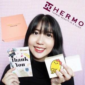 I have a new post on my blog about unboxing @hermoid pink box! Go check out www.blogspot.com/andreahamdan for my latest post about unboxing time ❤. Thankyou for the box @hermoid #clozetteid