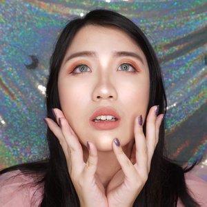 Yesterday's look. What's on my face: Concealer: @nyxcosmetics_indonesia HD concealer Eyebrow: @benefitindonesia Ka Brow Eyeshadow: @kyliecosmetics Burgundy Palette Highlighter: @colourpopcosmetics  Bronzer: @benefitindonesia Hoola Bronzer Lips: @tartecosmetics tarteist lip paint shade rose Nails: @popcoat  Lens: @contact.lensah . . . . .  @indobeautygram @beautynesiamember @clozetteid #clozetteid #indobeautygram #indobeautyvlogger #indobeautyblogger #beautyblogger #beautyjunkie #beautynesia #beautylover #beauty #makeupporn #makeuplook #makeupvideo #makeuplover #makeuptutorial #wakeupandmakeup #undiscovered_muas #featuremuas #pridemonth #pride #pride2017 #pridemakeup #rainbowmakeup #rainbow #jeffreestar #katvond @featuremuas @undiscovered_muas @underratedmuas #colorfulmakeup #colorfuleyes #metalmatte #burgundypalette #nyxcosmeticsid
