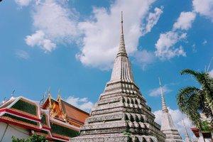 Feels like only yesterday.....#clozetteid #thailand #bangkok #visitthailand #visitbangkok #watarun #wataruntemple #clozetteco #clozette #temple #instadaily #igers #instagrammers