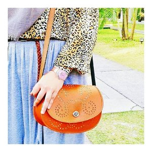 My favorite mini sling bag for casual look. #ClozetteID #COTW #clozetteaccessories